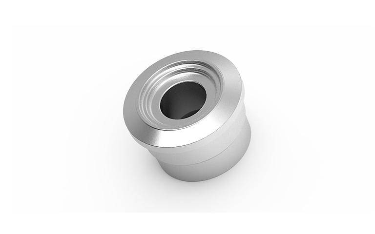 Semirullo in acciaio