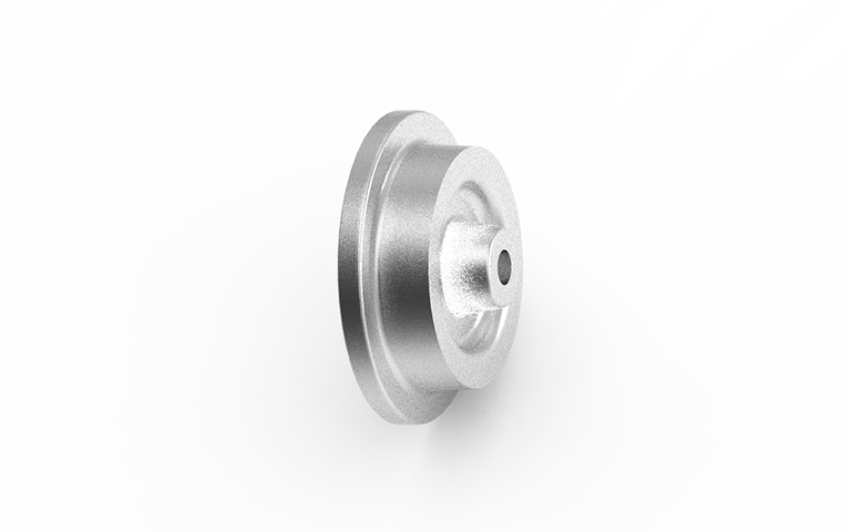 Coperchio acciaio forgiato