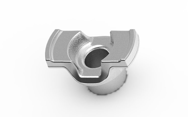 Giunto verticale in acciaio
