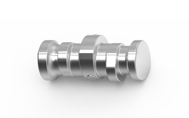 Albero distributore acciaio