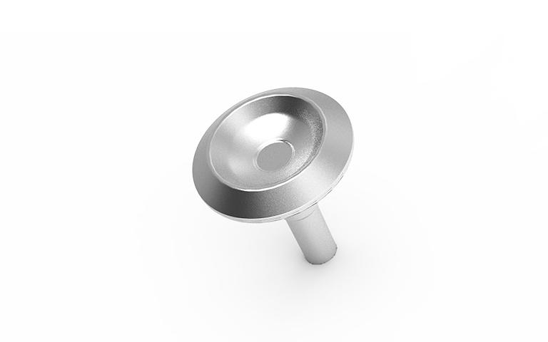 Pignone acciaio forgiato