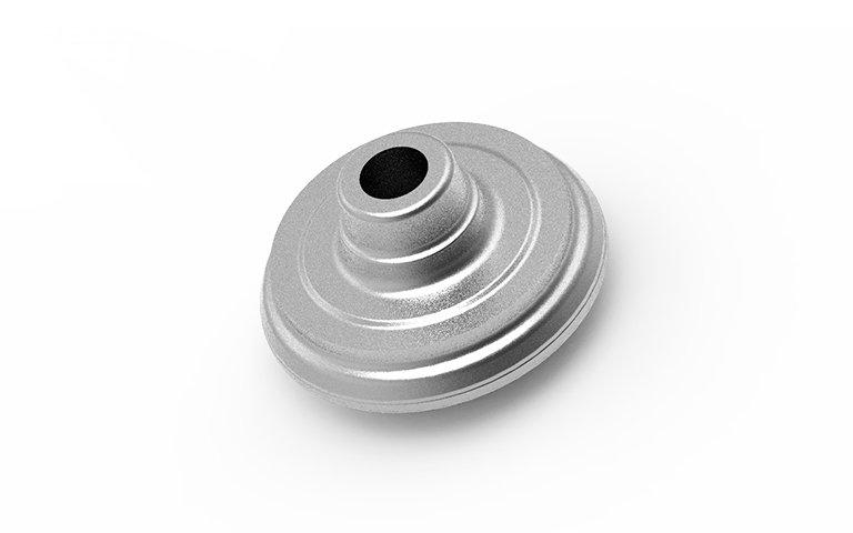 Ingranaggio in acciaio